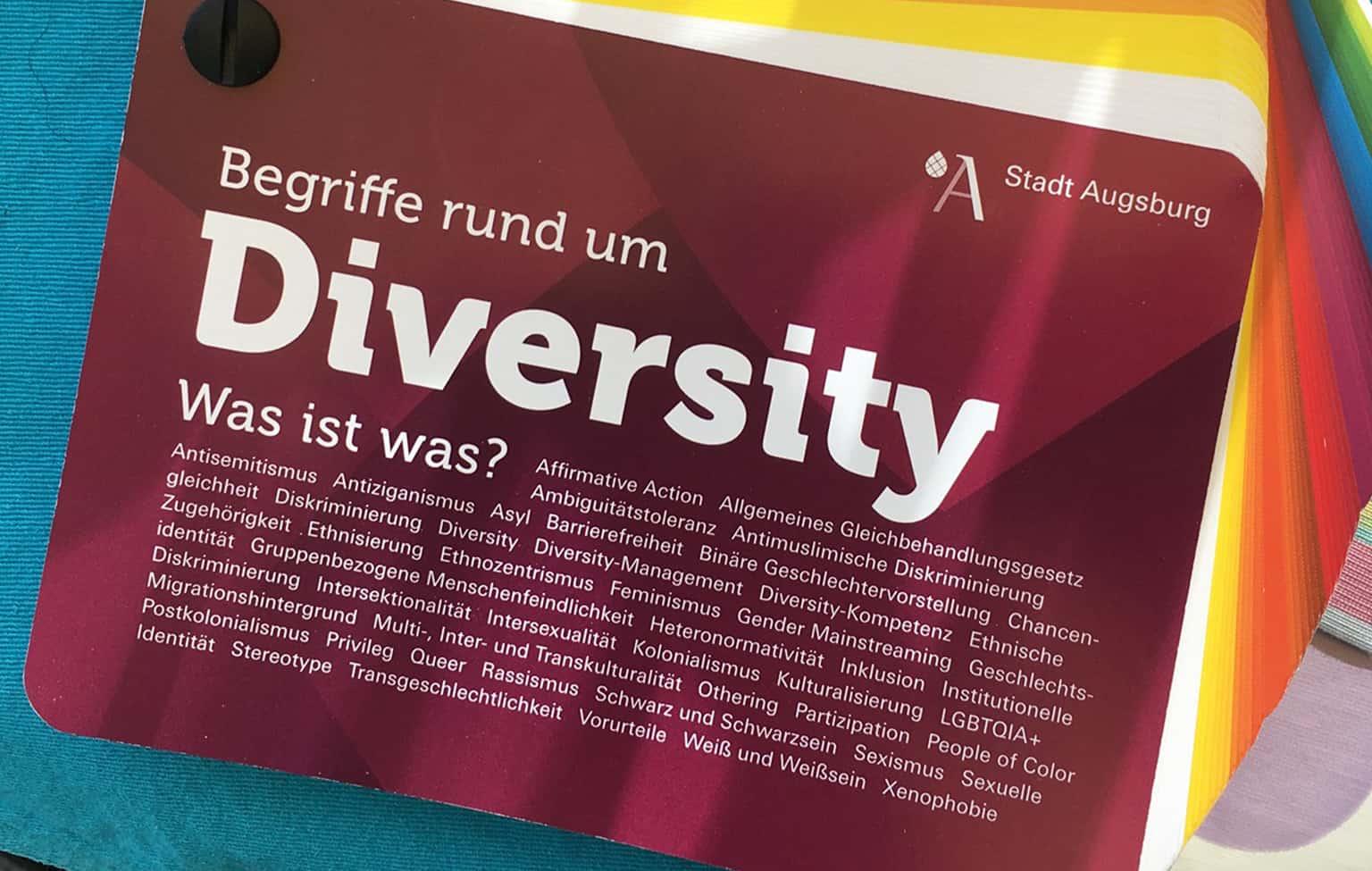 Diversity Druckerei Menacher